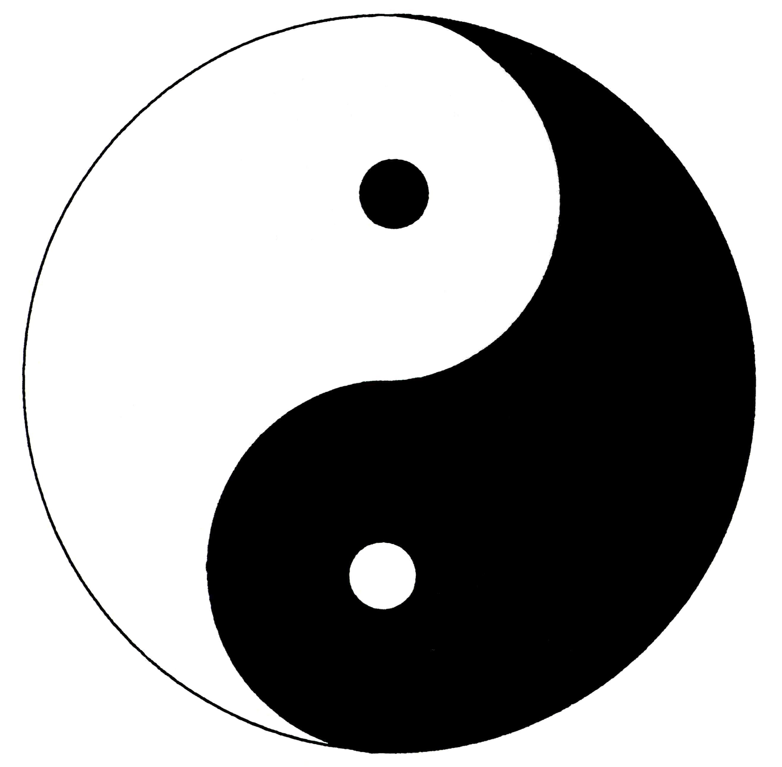 « Yin Yang, c'est l'unité qui engendre la dualité »   Lei Jing